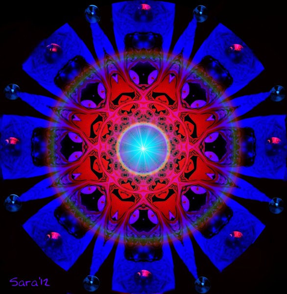 Dimensions Mandala
