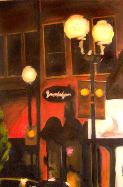 Untitled (The Parkade - Indulgence)