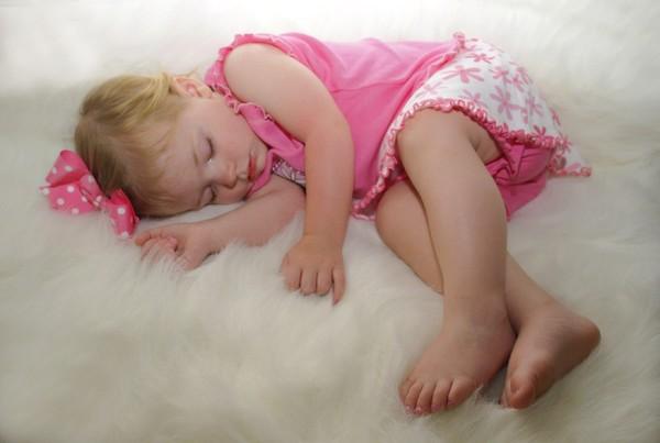 Softly Sleeping Little One