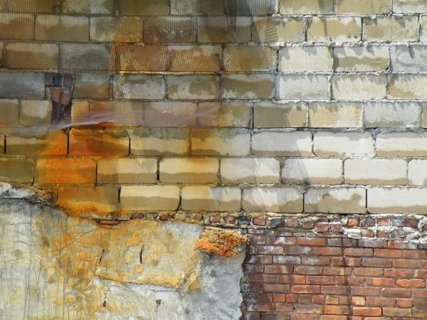 Rusty Bricks