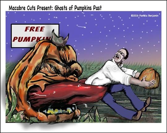 Macabre Cuts Present: Ghosts of Pumpkins Past