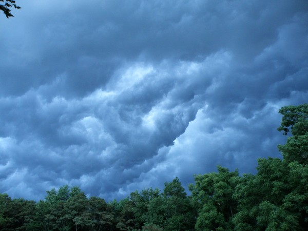 Storm Clouds - August 9th, 2011