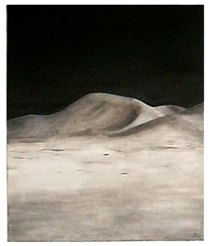 HADLEY MOUNTAIN (MOON)