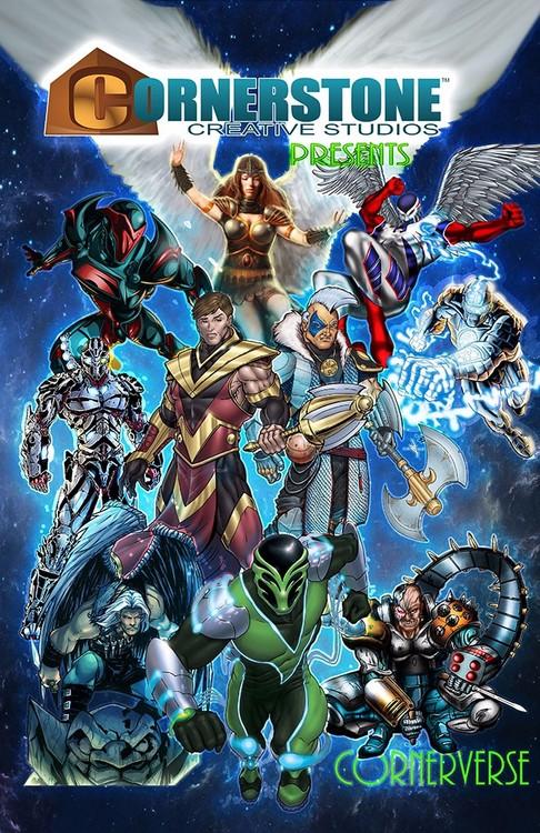 Cornerstone Universe Promotional