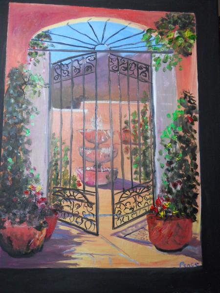 Southwest Garden Gates