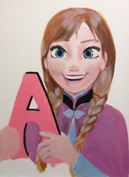 Anna (in progress)