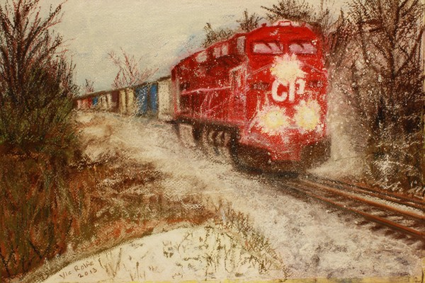 Canadian Pacific Railway CP 8856