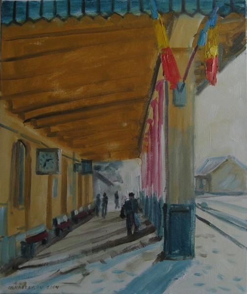 railway station 3