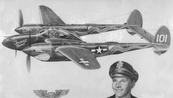 P38 with Pilot