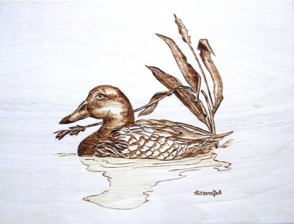 duck burn