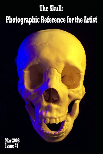 The Skull: Photographic Reference for the Artist
