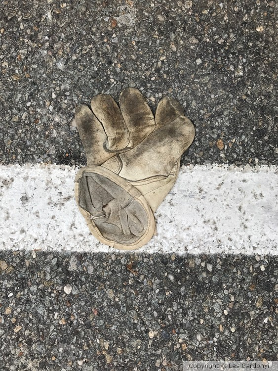 Lost One-for-the-road glove