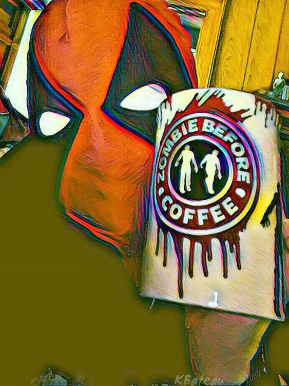 Coffee for the Deadpool