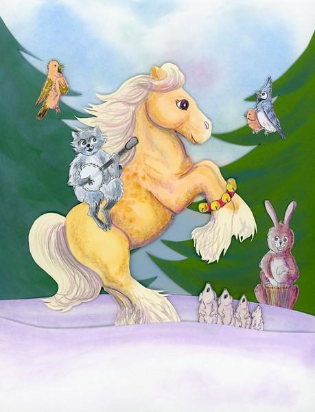Holiday Horse 2015