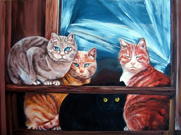 4 times Meow
