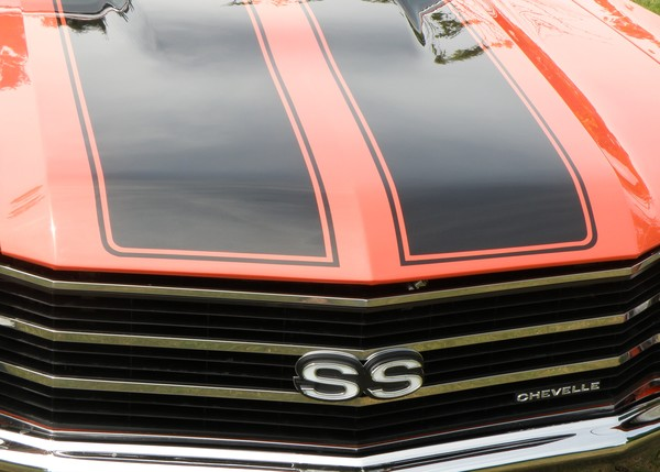 72 Chevelle SS - Restored image 3
