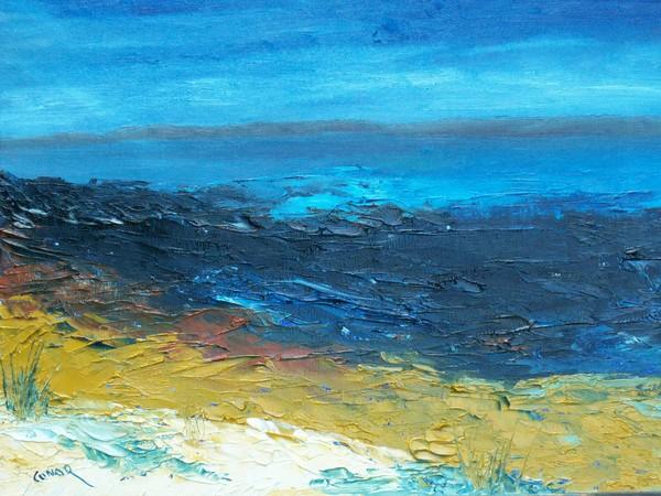 Evening at Duxbury Bay