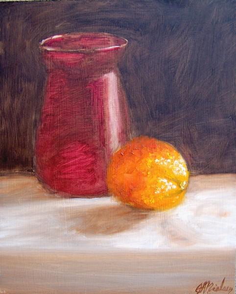 Sold- Orange