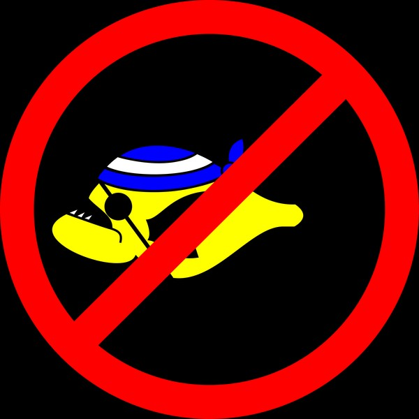 piratos prohibited