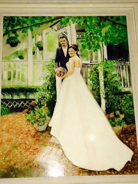 Wedding anniversay