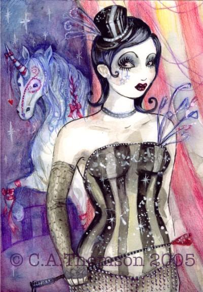 The Unicorn Tamer