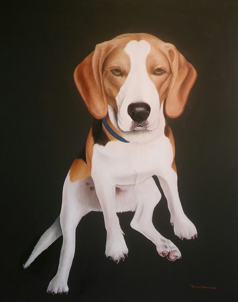 De hond van de brandweerman
