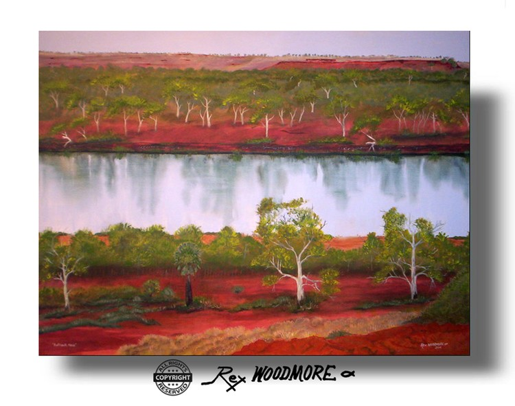 SOLD Outback Oasis
