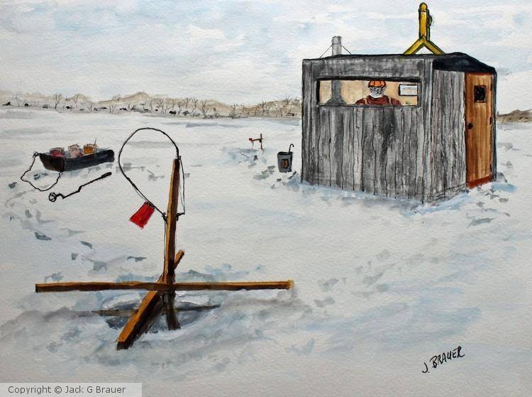 Hard Water Fishing     180102
