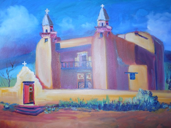 Las Trampas New Mexico