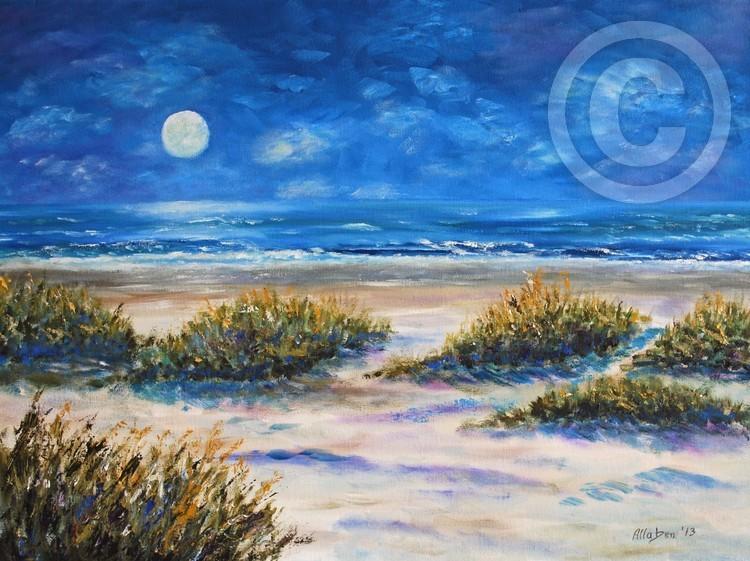 Lunar Beach