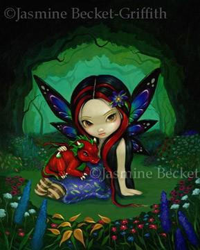Dragonling Garden I