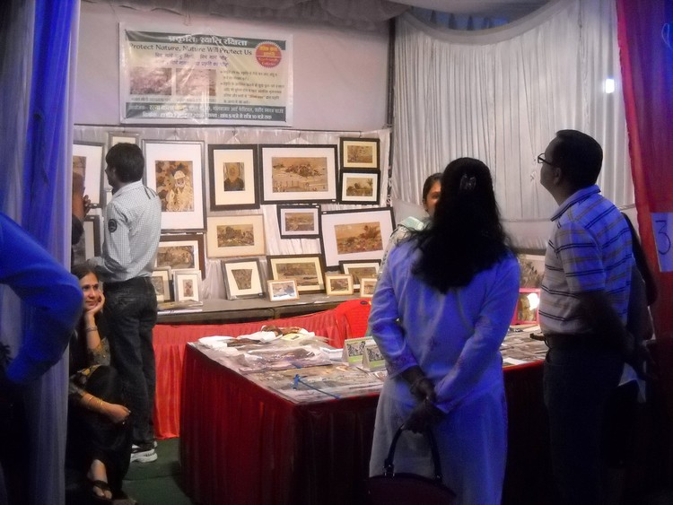 Organic Art & Its Product exhibition