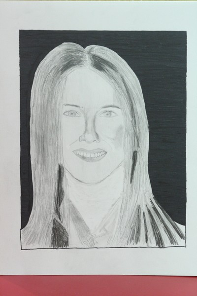Portrait of Jennifer Aniston