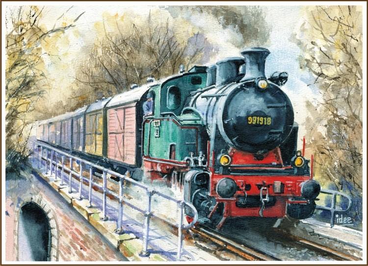 Local steamer