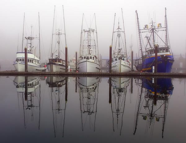 Fog Fleet