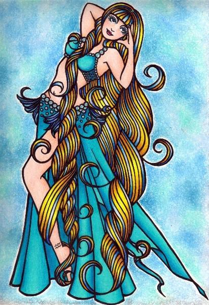 Aquarius Dancer
