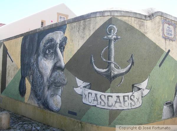 Cascais Street Art