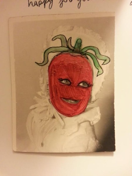 Tomato Baby for Rose