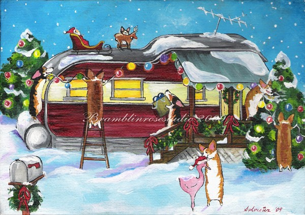 Mobile Home for the Holidays