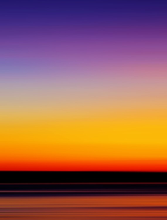 Sunset Colors 12