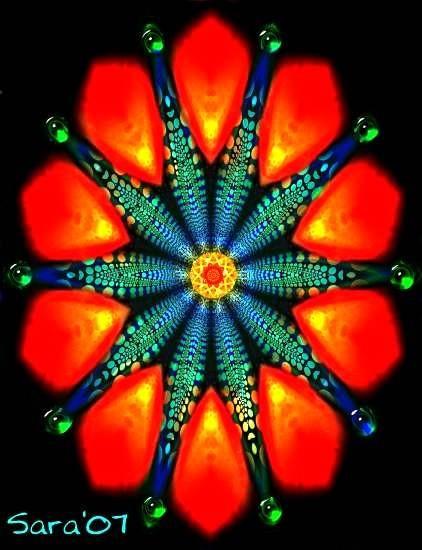 Energizing Mandala