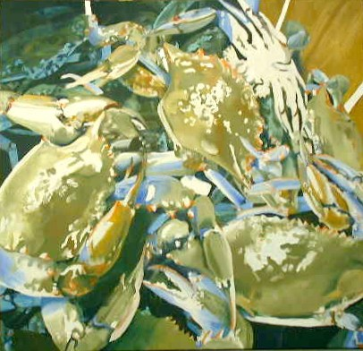 Blue Crabs #2 - sold