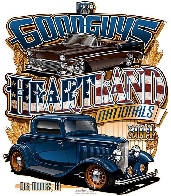 Goodguys Heartland 2014