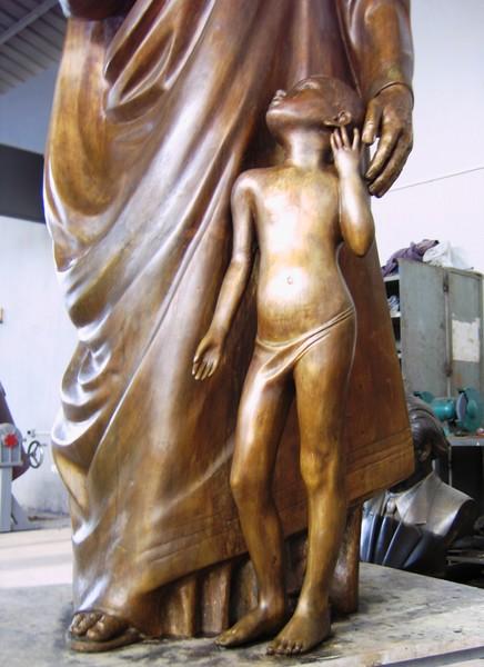 Mother Teresa Detroid, U.S.A. (fragment)