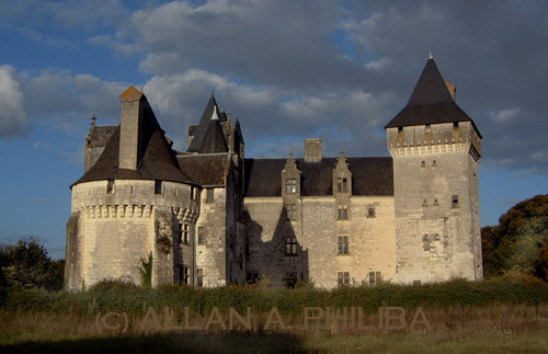 Chateau Coudray-Montpensier