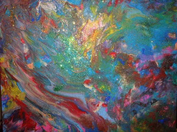 Glittering Chaos