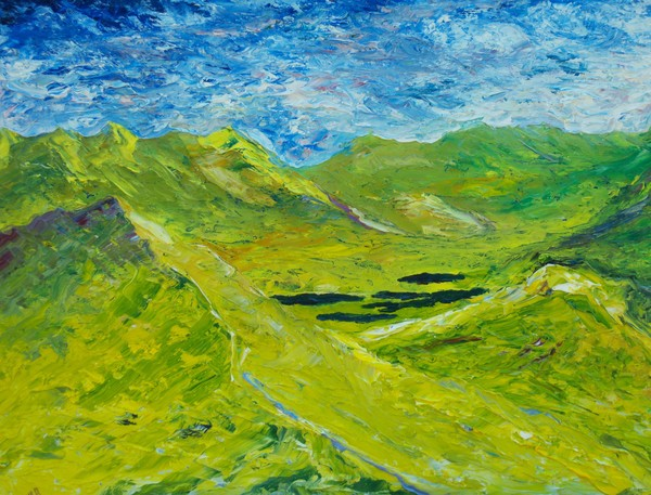 The Lakes of Killarney,   SOLD