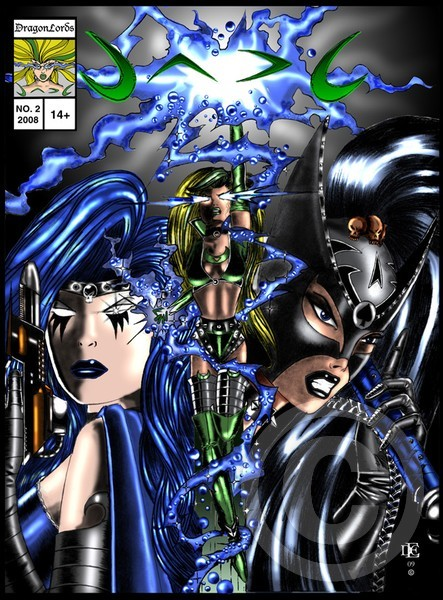 Jade Saga 2: The Bank Job