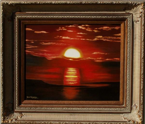 Ballycastle Sunset