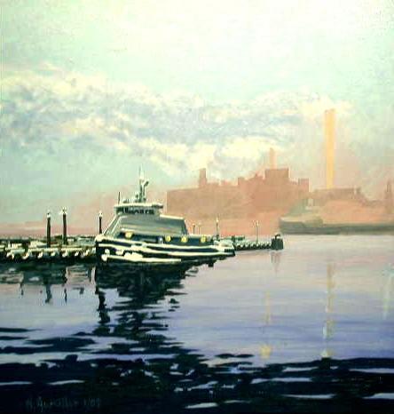 Harborscape # 7